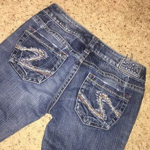 Silver Jeans size 27/33